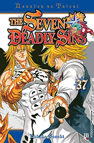 The Seven Deadly Sins Vol. 37