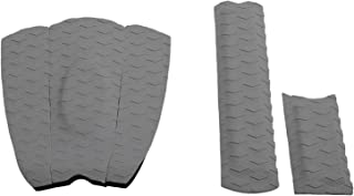 Punt Surf Skimboard Traction Pad & Arch Bar - 3 Piece Stomp Track Pad for Skimboarding with Stickiest 3M Adhesive. for Ultimate Grip on Skim Boards
