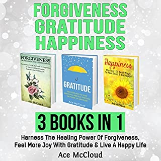 Forgiveness, Gratitude, and Happiness cover art