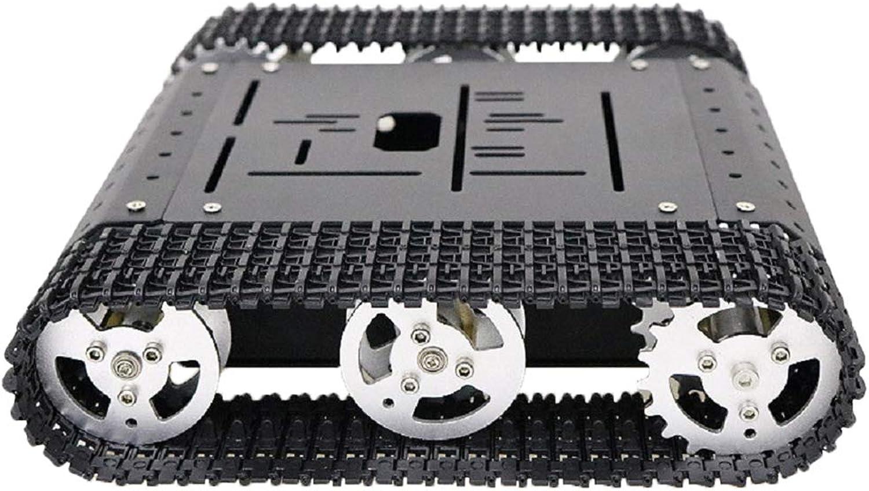 Almencla Robot Telaio Serbatoio in Lega Arduino - Motore Senza codice