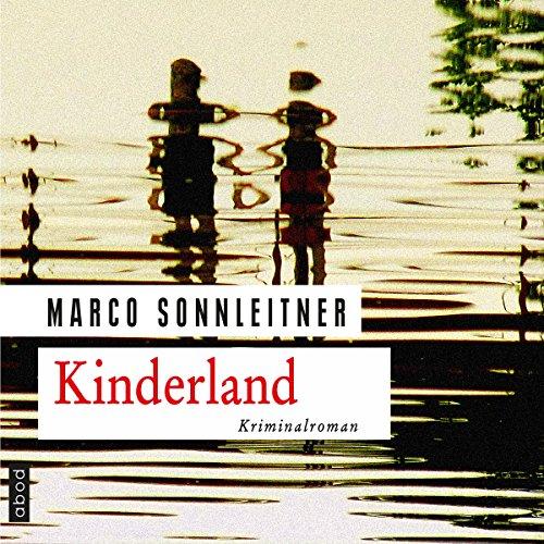 Kinderland audiobook cover art