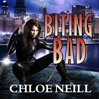 Biting Bad audiobook cover art