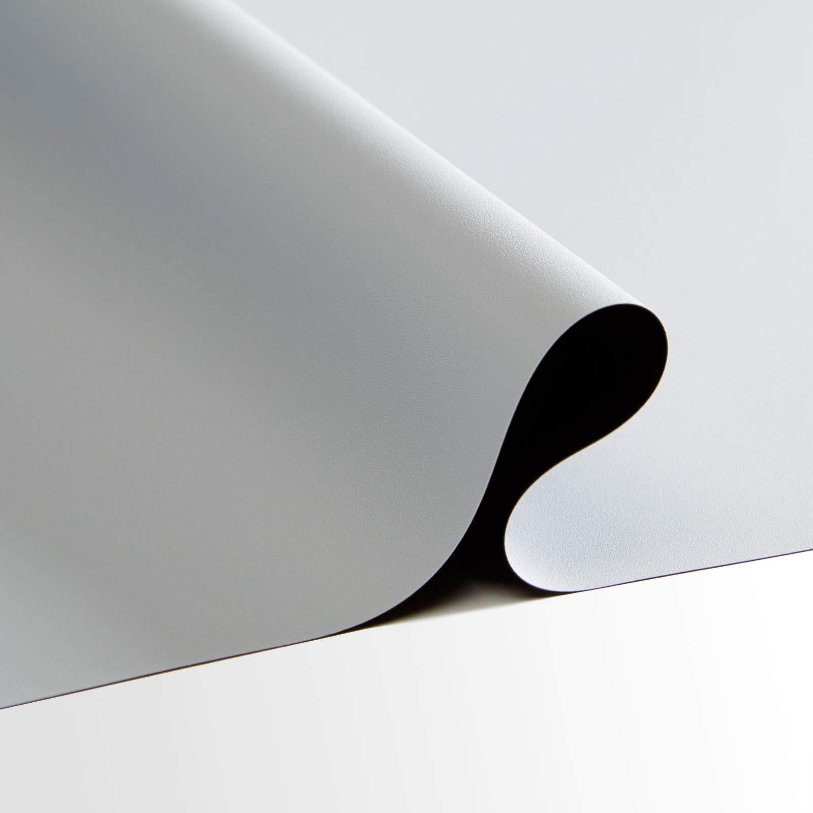 Carl de flexigray, Material de pantalla para proyector alto ...