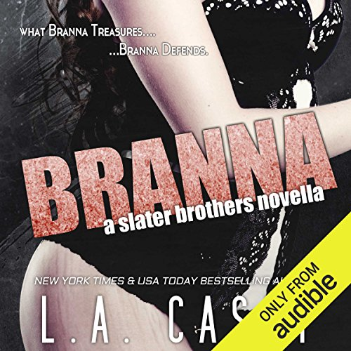 Branna audiobook cover art