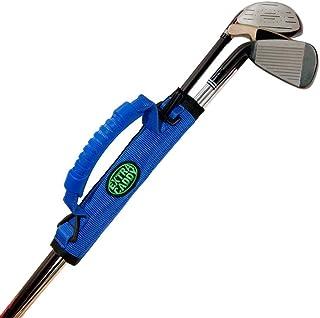 Extra CADDY golf CLUB 背带带魔术贴固定系统