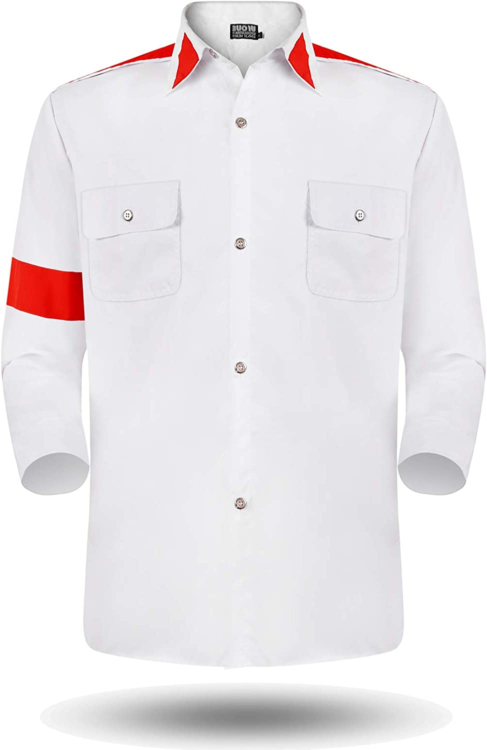Men's Long Sleeve Solid Shirt At the price Manufacturer direct delivery Casual Perform Professional