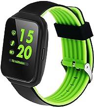 Padgene Smart Armband, Smart Activity Armband met Stappenteller, Fitness Tracker, Sedentaire Herinnering, Slaapmonitor en Bericht Melding voor Android en iOS Mobiele Telefoon