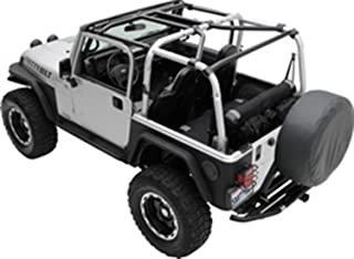 Smittybilt 76901 SRC Cage Kit for Jeep JK 2-Door - 6 Piece