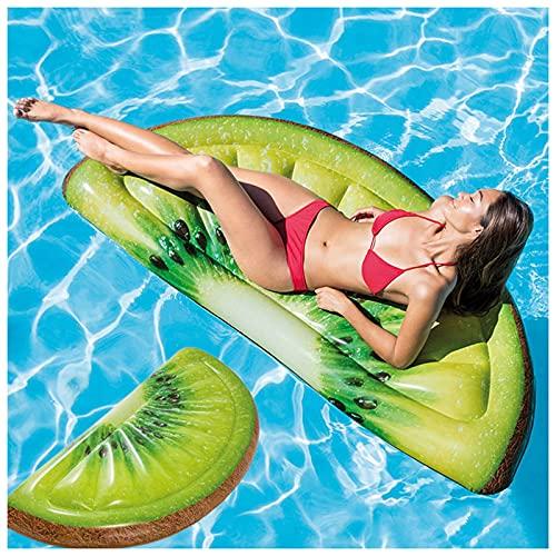 Piscina Inflable La Natación Inflable Piscinas Inflables Juguete Floatie Lounge Juguete La Diversión La Diversión La Diversión Juguete La Piscina La Balsa La Tumbona Para Niños Adultos,Green