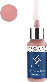 Tiikii Permanent Makeup Ink Organic Universal Corrector Cosmetic Micro Pigment for Tattoo Machine Color DermaTest 10ML 1 Piece
