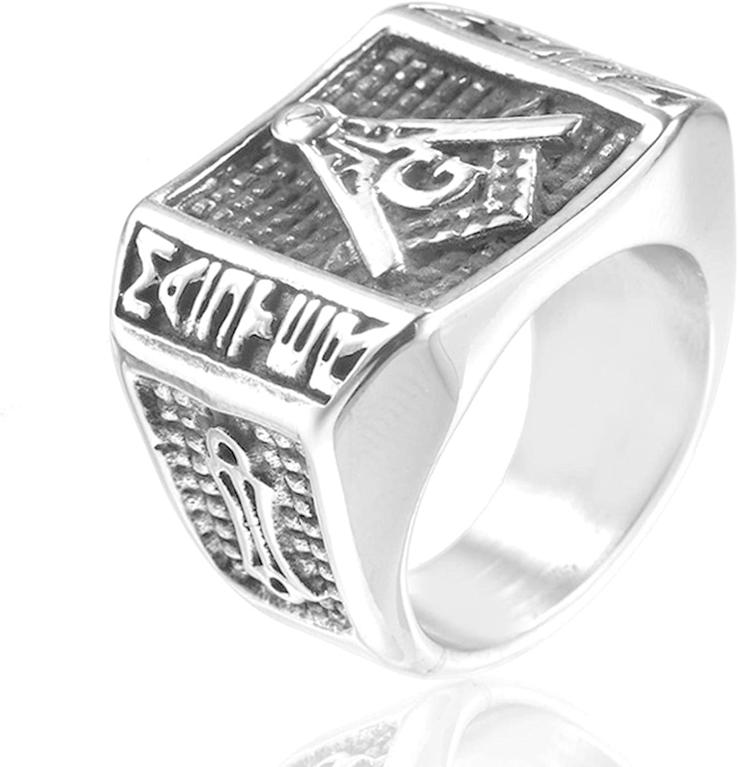 Cfbcc Trendy Simple Men Directly managed store Alliance Fraternity Ring In stock Fashion Finger