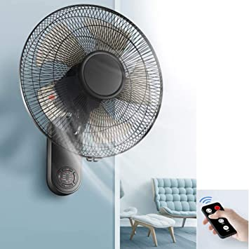 Xynh Cooling Wall Mounted Fan Home 240v Portable Table Fan Oscillating 220v With Remote Control Bladeless Fans Cooling Quiet For Bedroom Fans Heating Cooling Air Quality Selincanta Com