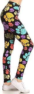 Yoga Waist REG/Plus Women's Buttery Soft Workout Gym Leggings