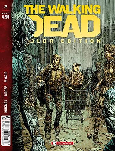 The walking dead. Color edition (Vol. 2)