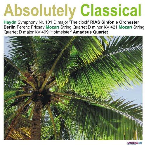 String Quartet in D Major, KV 499 - 'Hofmeister': I. Allegro