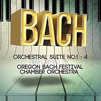 Bach: Orchestral Suite No.1 - 4 Performed by Oregon Bach Festival Chamber Orchestra