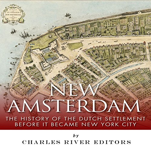 New Amsterdam audiobook cover art