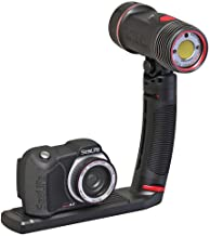 SeaLife Micro 3.0 Pro 3000 Underwater Camera & Light Set for Photography and Video, Easy Set-up, Wireless Transfer, Includes Sea Dragon Travel case