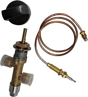 thermocouple safety valve