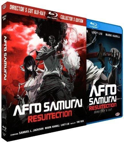 Afro Samurai : Resurrection [Édition Collector Limitée]