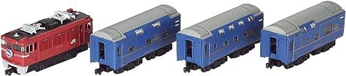hasta un 70% de descuento (4 (4 (4 coches que entran en la locomotora de pasajeros +) B Tren Chapo expreso tren-cama Hokutosei Un conjunto (japonesas Importaciones)  diseños exclusivos
