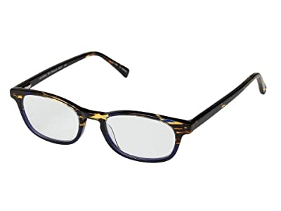 eyebobs On Board (Blue Tortoise/Blue) Reading Glasses Sunglasses