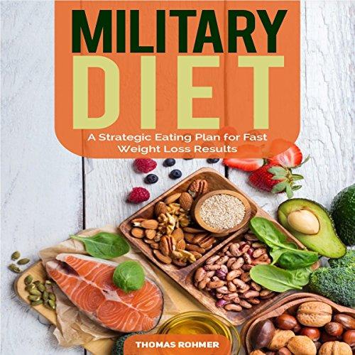 Military Diet audiobook cover art