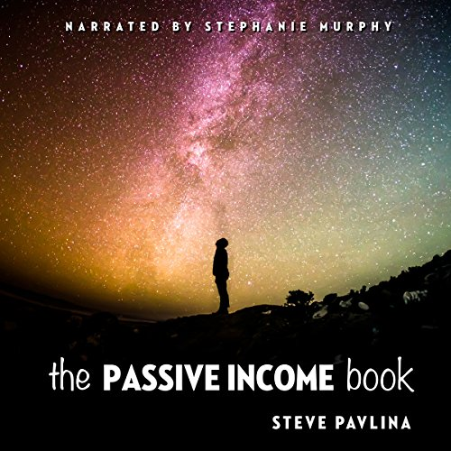 The Passive Income Book (Deluxe Edition) audiobook cover art