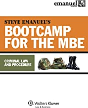 MBE Bootcamp: Criminal Law & Procedure (Bootcamp for the MBE)