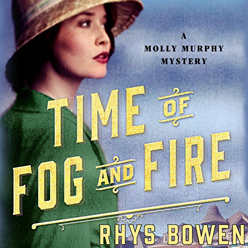 Time of Fog and Fire audiobook cover art