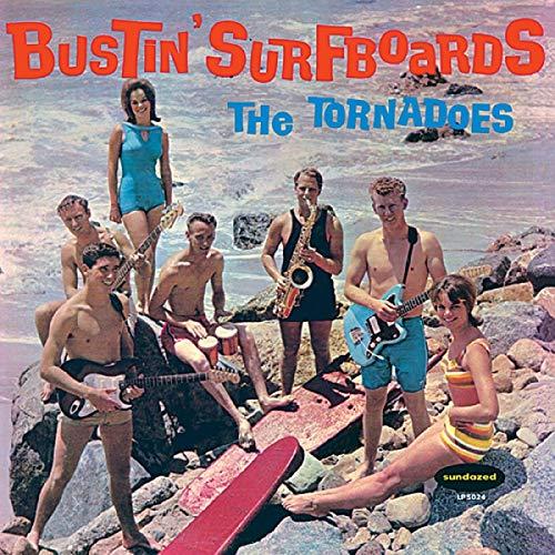 Bustin' Surfboards (CLEAR VINYL)