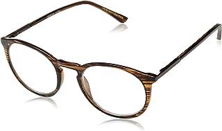Unisex-Adult Mckay Multifocus Glasses 1018255-175.COM Round Reading Glasses
