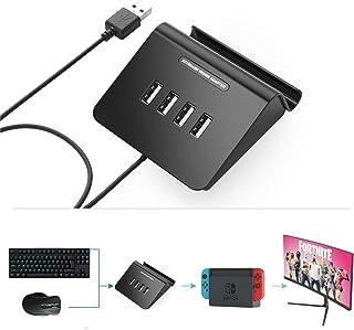 Delta essentials E-sports コンボ ゲーミングキーボード&マウス 接続アダプタ PS4/PS3/Xbox One/Nintendo Switch 対応 日本語取扱説明付き