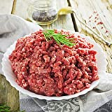 Premium Quality Ground Beef By Mount Pleasant Beef - Organic & Gluten-Free...