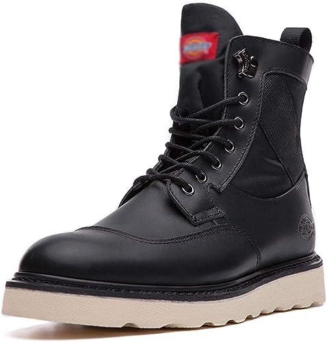 GTYW, botas Desérticas para Hombre, zapatos Británicos De Alta Costura, zapatos con Cordones, zapatos De Moda para Hombre, botas Martin, 39-45