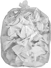Genuine Joe GJO01757 High-Density Trash Can Liner, 33 Gallon Capacity, 40