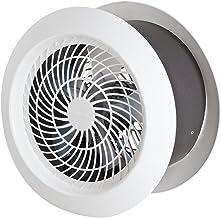 Ventilador Axial Exaustor Ventisol Branco 25 cm