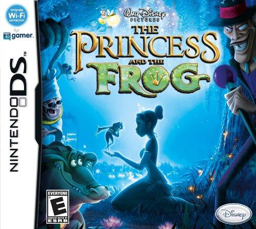 Princesa e Sapo – Nintendo DS
