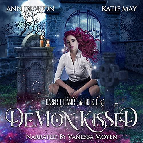 Demon Kissed cover art