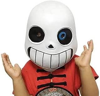 NSOKing Hot Latex Full Head Sans Latex Mask Cosplay Cartoon Skull Children Kids Mask