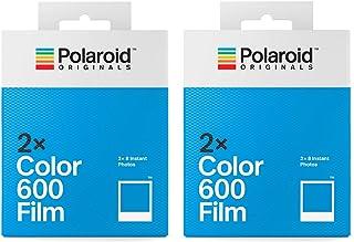 Polaroid Originals 600 film 4-pack bunt (32 foton), färg 600 film 4-pack, 32 foton (5037)