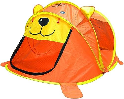 Entrega rápida y envío gratis en todos los pedidos. Tienda de juegos Parque de de de Atracciones Interior de la casa del Juego del bebé del túnel Niños fácil de Doblar (Color   naranja, Talla   76  96  182cm)  diseñador en linea