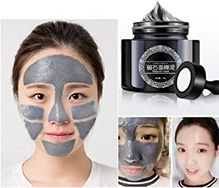 RedDhong Mineral-Rich Magnetic Face Mask, Deep Cleansing Shrinking Pores Remove Blackheads Anti-Aging Magnet Mud Mask