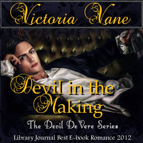 Devil in the Making audiobook cover art