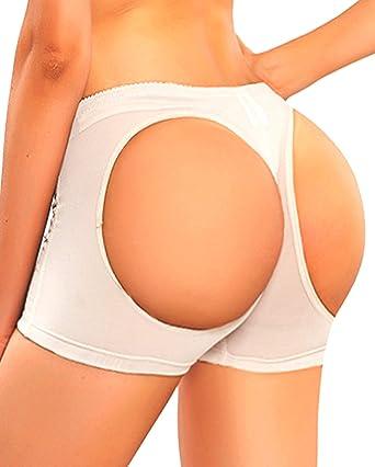 Girls in panties lifting weights Women Butt Lifter Body Shaper Tummy Control Panties Enhancer Underwear Girdle Booty Lace Shapewear Boy Shorts Seamless At Amazon Women S Clothing Store