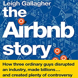 The Airbnb Story cover art