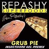 REPASHY GRUB PIE REPTILE - Mangime in gel per rettili insettivori (85)