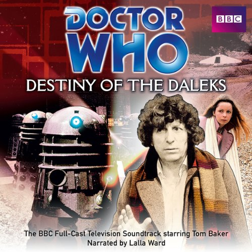 Doctor Who: Destiny of the Daleks (TV soundtrack) cover art