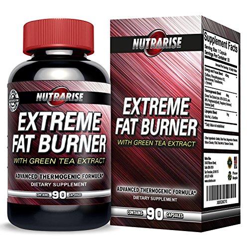 Extreme Thermogenic Fat Burner