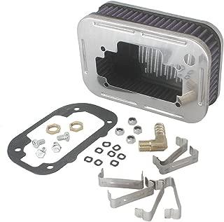 KIPA Air Filter assembly for Weber Carburetor 32/36 DGV DGAV DGEV 38 DGAS Washable Air Filter Cleaner 1 7/8